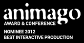 Iterazer is an Animago Award 2012 Nominee