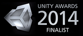 Iterazer is an Unity Awards 2014 Finalist